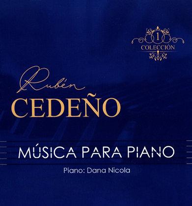 Música para Piano - Rubén Cedeño