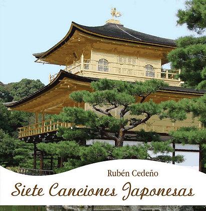 Siete Canciones Japonesas - Rubén Cedeño