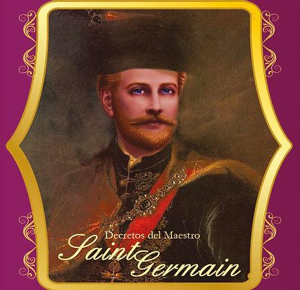 Decretos del Maestro Saint Germain - Rubén Cedeño
