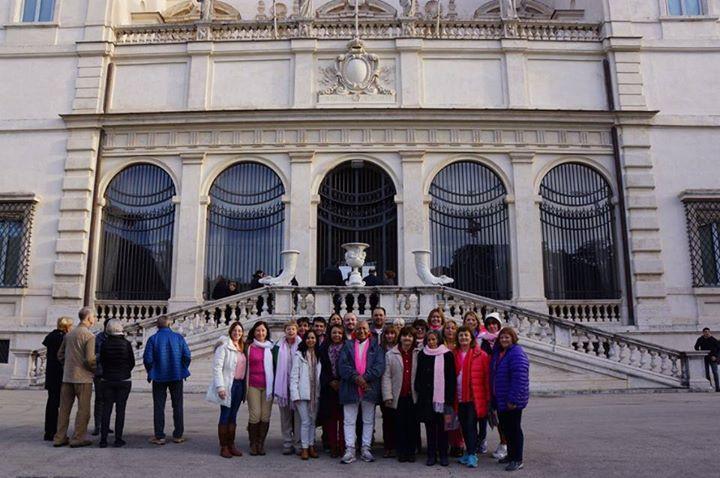 Metafísica Roma Italia Galería Borghese