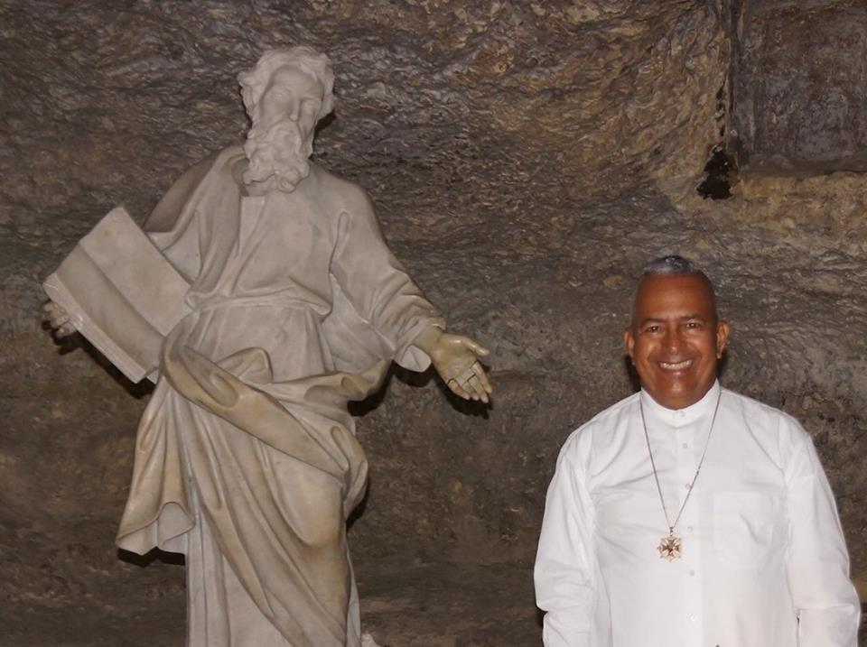 Rubén Cedeño Isla de Malta San Pablo
