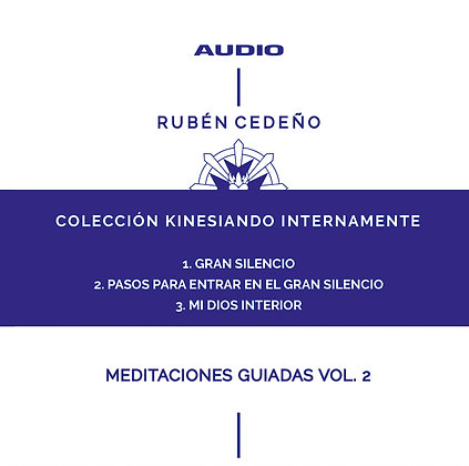 Colección Kinesiando Internamente Vol. 2 - Rubén Cedeño