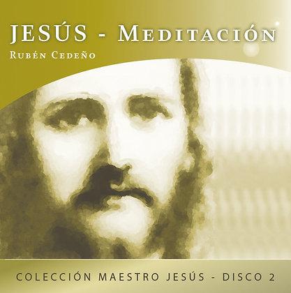 Jesús Meditación - Rubén Cedeño