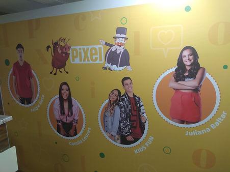 Adesivação em parede, Adesivação para empresas RJ.