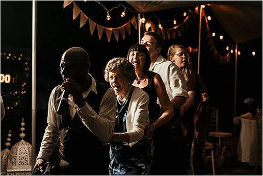 Tip-Top-singing-waiters-at-Scottish-wedd