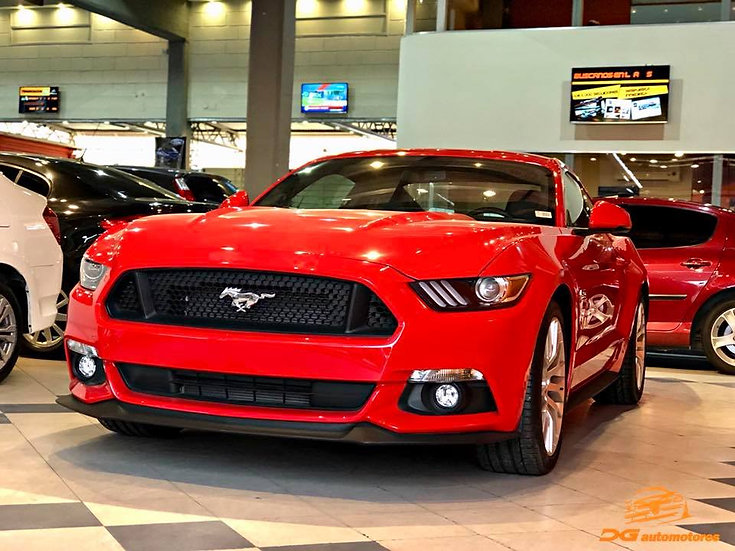 FORD MUSTANG GT COUPE V8 5.0N AT