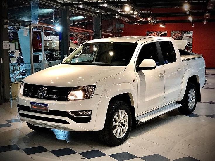VW AMAROK CONFORT V6 C/ACCESORIOS| 2018