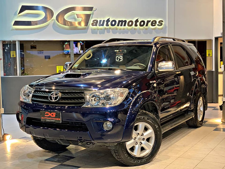 TOYOTA HILUX SW4 4X4 3.0TD SRV AT 7 AS | 2009