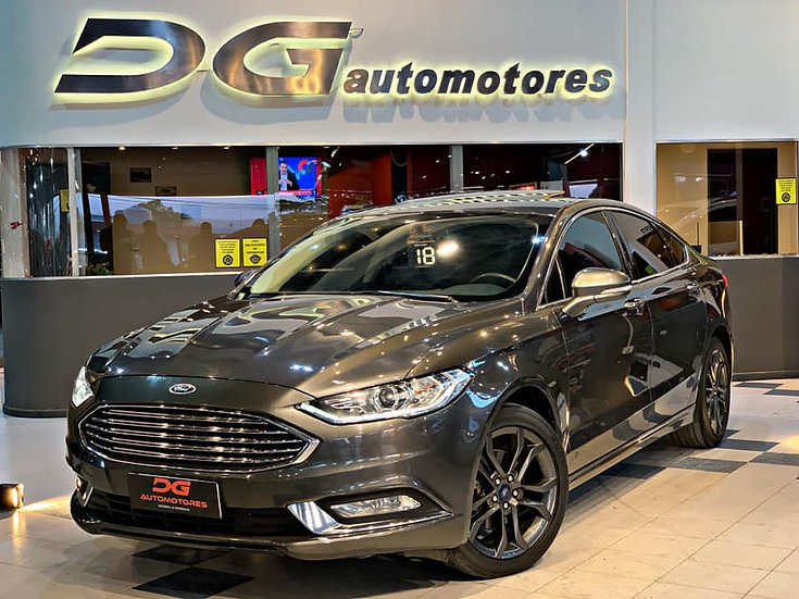 FORD MONDEO SEL 2.0N ECOBOOST AT   2018