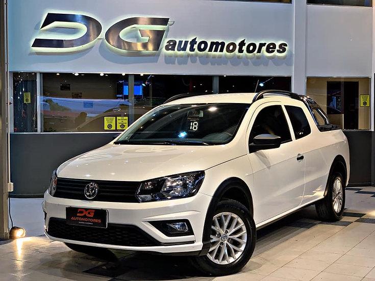 VW SAVEIRO HIGH 1.6 GNC   2018