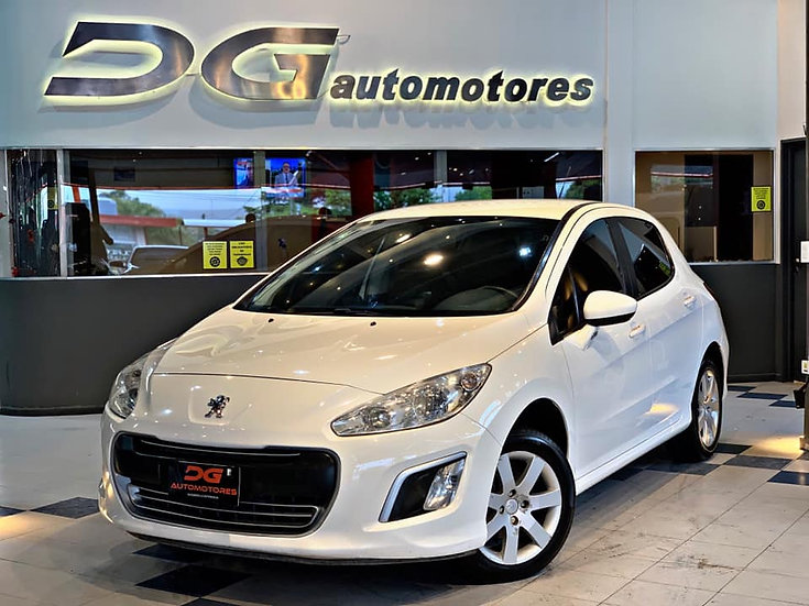 PEUGEOT 308 1.6 HDI ACTIVE | 2012