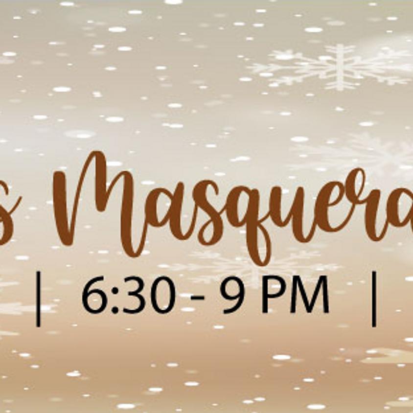 Christmas Masquerade Gala