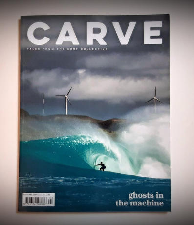 Carve magazine review issue 203
