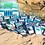 World Surfspot Trumps Volume 1. Surfing Card Game  Surf Cards on Beach  Surfer Gifts Surf Trumps  5060783180004