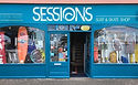 World Surfspot Trumps Volume 1 Surfing Card Game Stockist Sessions Surf and Skate shop, Penzance