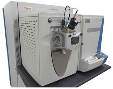 SILAC proteomics LC-MS/MS machine