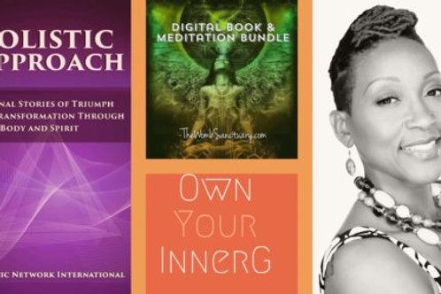 Own Your InnerG: Book & Meditation Bundle