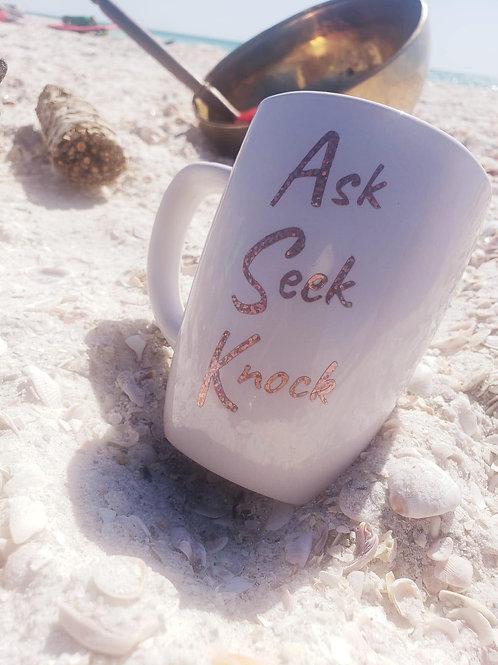 Ask Seek Knock JOYcup