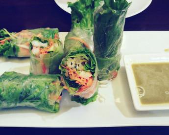Salad Rolls