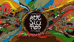 Arte Bici Mob 2012
