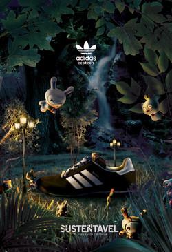 Adidas ecotech
