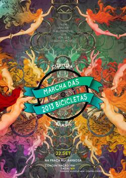 MARCHA DAS 2013 BICICLETAS