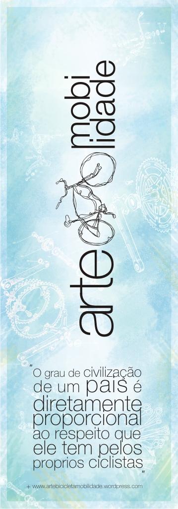 arte bicicleta mobilidade