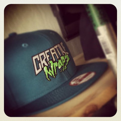 Snap backs_ Yup on the daily. Cali loves