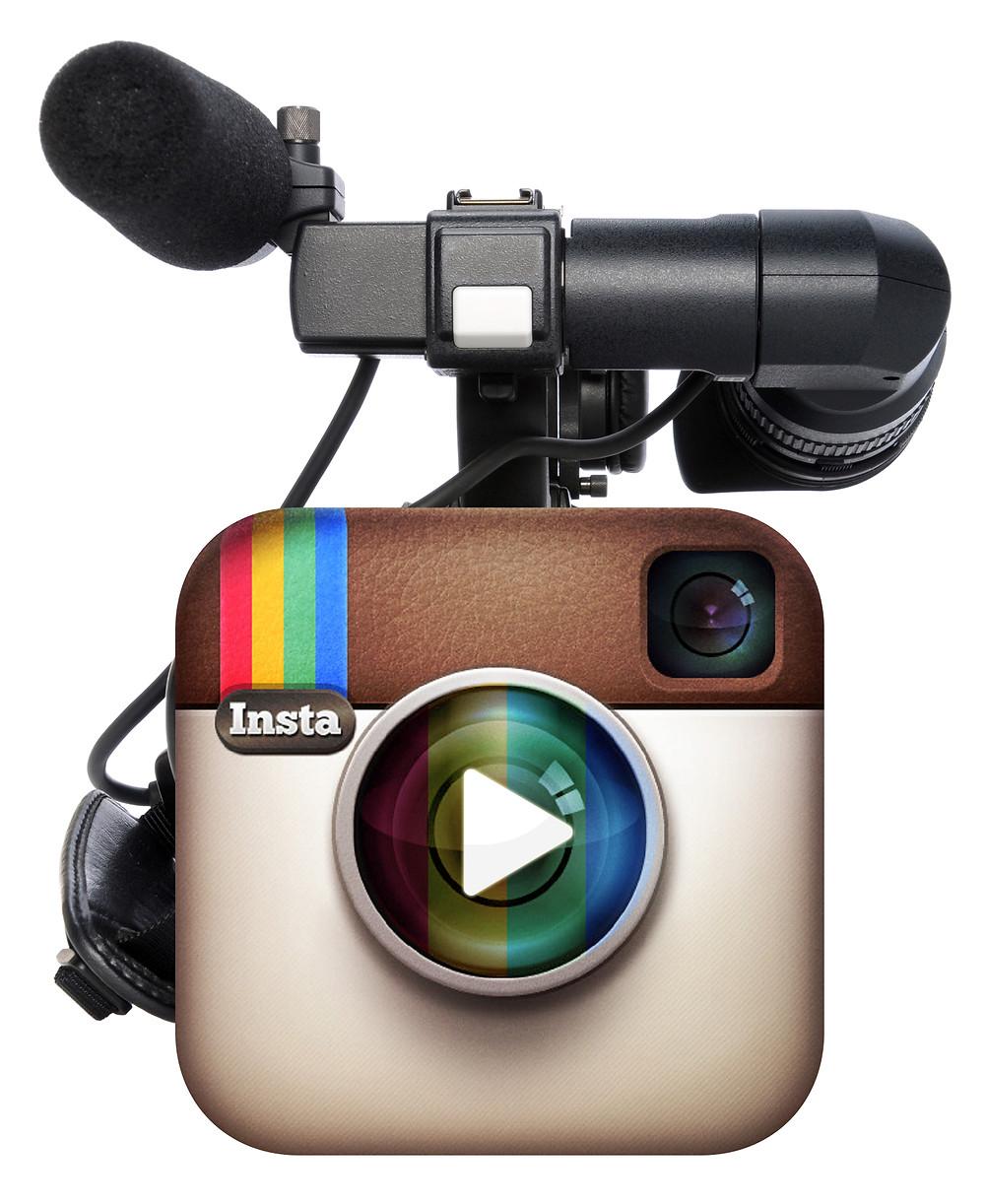 vídeo maiores no Instagram