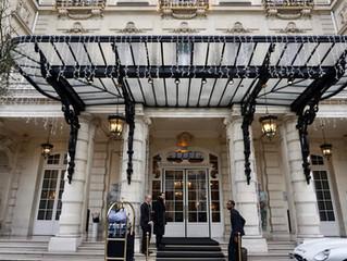 メンタルタイムトラベル <パリ6> Shangri-La Hotel  PARIS シャングリラホテル パリ