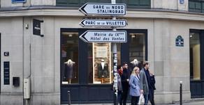 メンタルタイムトラベル<パリ4> CINQ-MARS サンクマルス