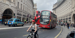 Throwback to London @ Regent Street