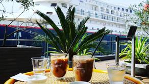 横浜で見つけた船の見えるカフェ@VANILLABEANS THE ROASTERY
