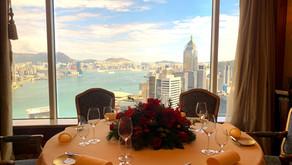 軽やかで美しい絶品フレンチ <金鐘>Petrus@Isrand Shangri-la Hong Kong