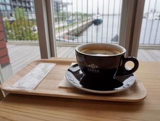 横浜で見つけた海の見えるカフェ@ ZEBRA Coffee & Croissant Yokohama