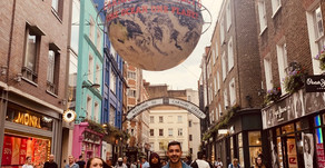 Throwback to London @ Carnaby Street
