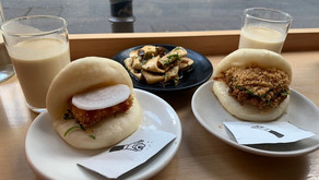 Throwback to London @ BAO Soho