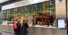 Throwback to London @ L'ETO Caffe Soho