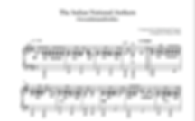 Indian National Anthem Sheet Music