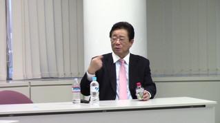 災害対策は義理と人情で  相馬市立谷秀清市長