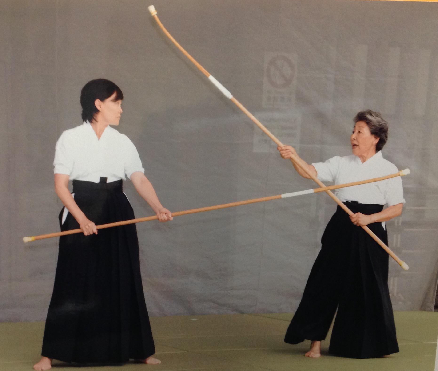 橋本久美子氏と安倍昭恵氏