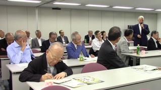 第3回定時総会と橋本会長講演(ご報告)