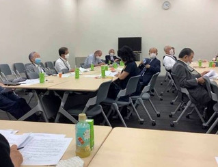 第6回定時総会(9月10日)が開催されました