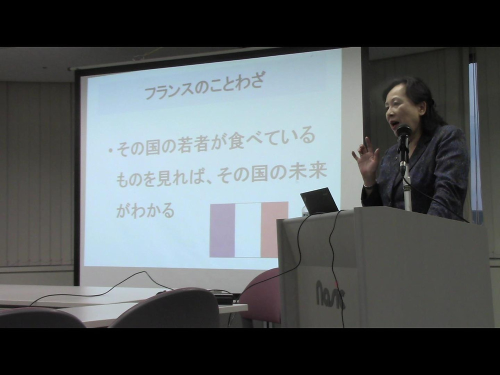 栄養とワインの権威~医学博士長野美根氏