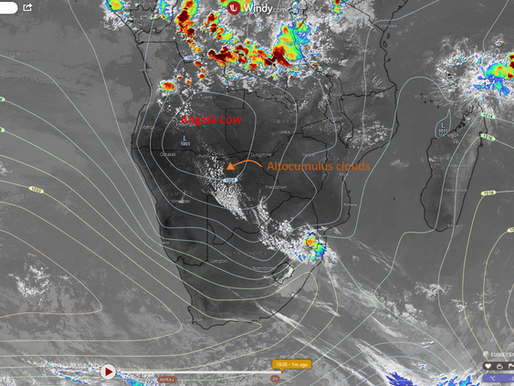 Weather Briefing at 20/10/2020