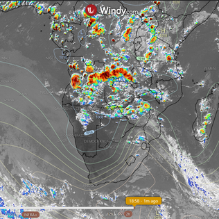 Weather Briefing at 11/11/2020