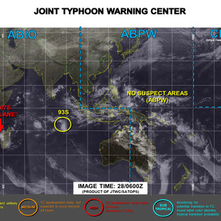 Weather Briefing at 28/12/2020
