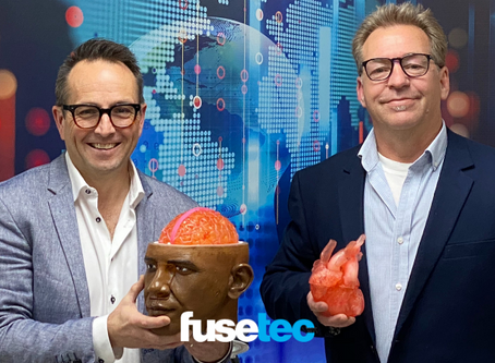 """Mark Roe from """"Fusetec"""" makes body parts"""