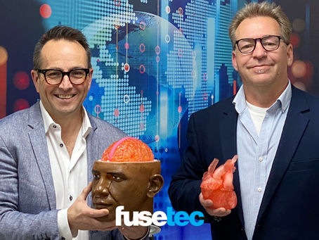 "Mark Roe from ""Fusetec"" makes body parts"