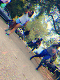 Group Training at the park